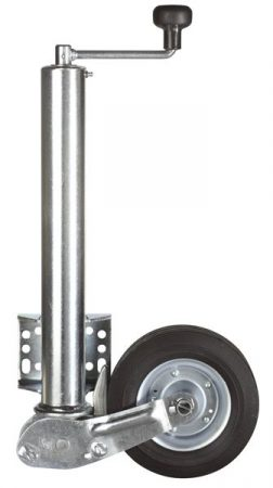 Rögzítő kerék – automatikus csukódású – utánfutó-tartozék