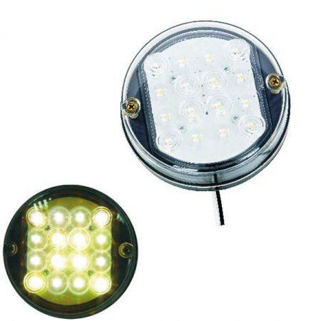 Secorüt LED tolató reflektor 12 V