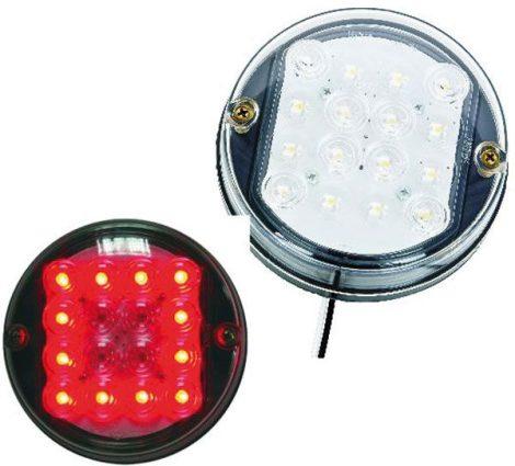 Secorüt LED köd zárófény 12 V