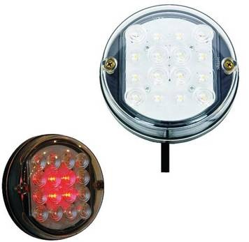 Egykamrás háromfunkciós LED hátsóvilágítás Hosszú élettartam!