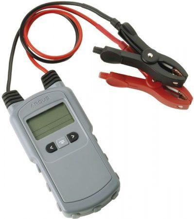 KUNZER akkumulátortesztelő, ARGUS ANALYSER AA350