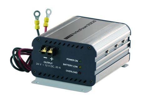 WAECO feszültség-átalakító, Perfect Power DCDC20-20A-24 V >> 12V