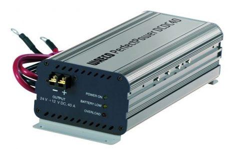 WAECO feszültség-átalakító, Perfect Power DCDC40-40A-24 V >> 12V