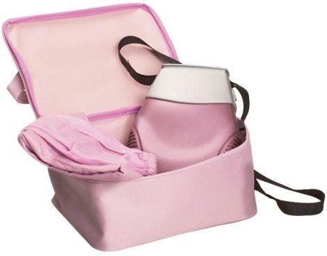 Mia® hajszárító búra 2in1 HTH40-03-IO táskával