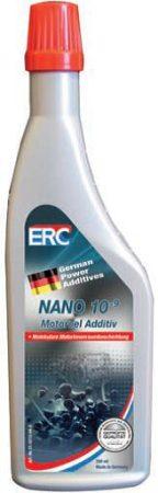 ERC NANO10 motorolaj adalék, 200 ml – versenysportokhoz fejlesztve.