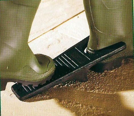 WESTFÁLIA csizmalehúzó – segítség a csizma és a cipő lehúzásában.