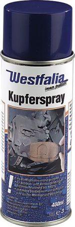 WESTFÁLIA rézspray, 400 ml.