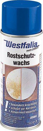 WESTFÁLIA rozsdavédő viasz, 400 ml.
