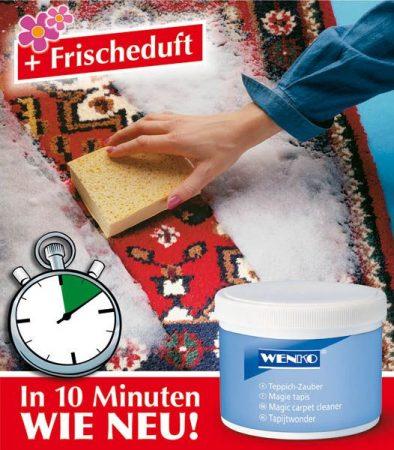 Szőnyegvarázs, 500 ml/ az eredményes speciális tisztítószer