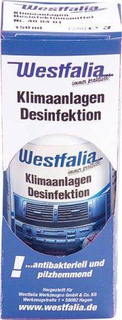 Westfalia klíma desinfection, 150 ml