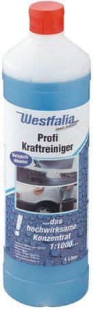 WESTFÁLIA profi erőteljes tisztítószer, 1 liter.