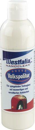WESTFÁLIA NANOCLEAN VOLKSPOLITUR, 250 ml.