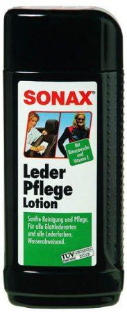 Sonax lederpflege lotion