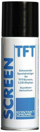 NTFT Clean, 200 ml speciális tisztítószer TFT- Screens/ LCD displays