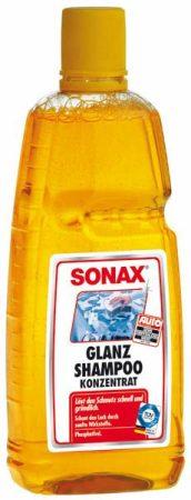SONAX® autósampon, 1 liter.