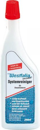 WESTFÁLIA dízelmotor üzemanyagrendszer tisztító.