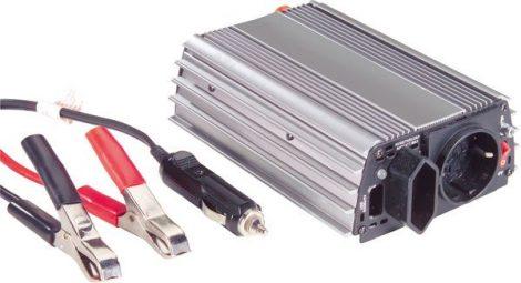 Feszültség-átalakító inverter 300 W / 2 dugalj és USB