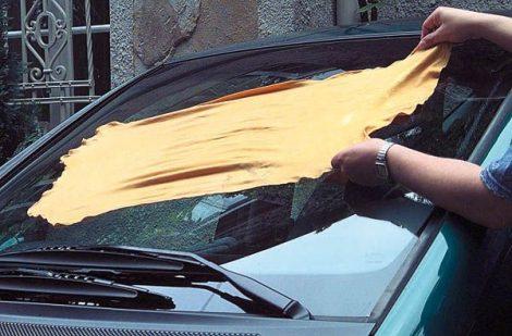Premium ablakbőr, 45 x 70 cm