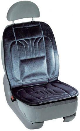 Luxus fűthető üléspárna velúr