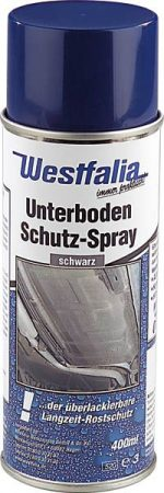 WESTFÁLIA alvázvédő spray