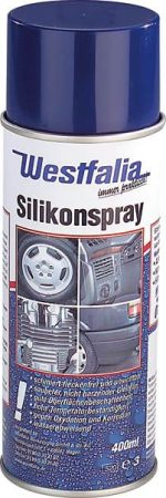 WESTFÁLIA szilikon spray, autóápoló, 400 ml.