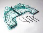 WESTFÁLIA hálós csapda – élve befogó – 55 x 40 cm, univerzálisan használható.
