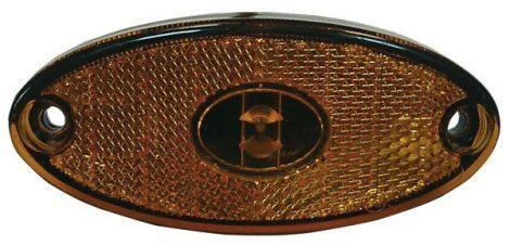 Secorüt LED záró / határoló fény – sárga
