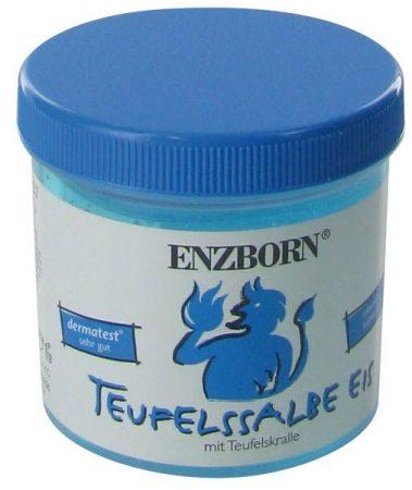 Eimermacher Enzborn teufelssalbe Eis, 200 ml tégelyben – a kellemes ápolás