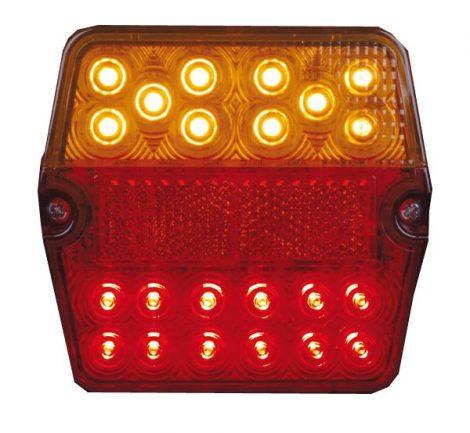 Profi LED háromkamrás hátsóvilágítás 1 db.