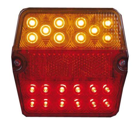 Profi LED háromkamrás hátsóvilágítás kettes szett