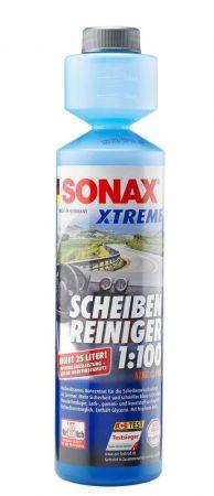 SONAX XTREME nyári szélvédő tisztító nano, 250 ml.