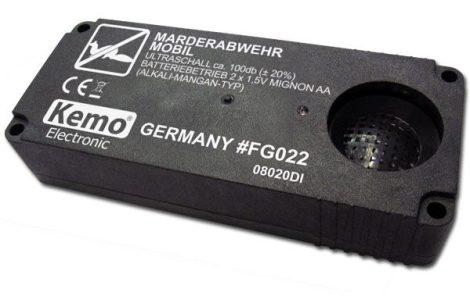 """KEMO nyestriasztó mobil """"FG022"""" – más kártevők esetén is alkalmazható."""