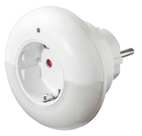 Heitronic LED éjszakai fény automatikus szürkületi kapcsolóval