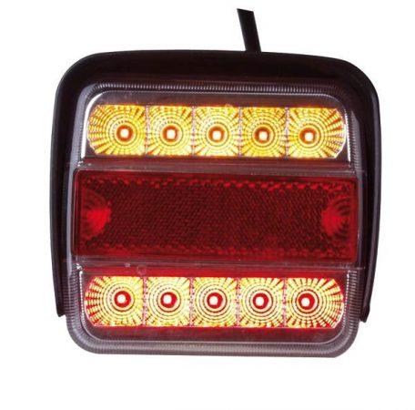 LED kamrás hátsóvilágítás – különálló  vagy egy darabos csomag