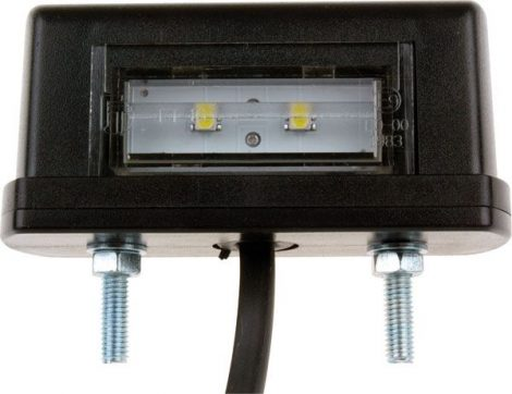 LED rendszámtábla világítás