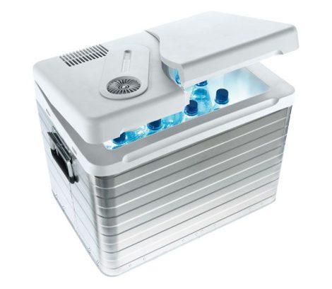 WAECO alumínium hűtő box – Q40 AC/DC