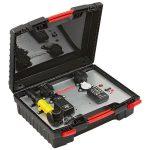 Diagnosztikai bőrönd vontató csatlakozó és dug aljhoz 24V