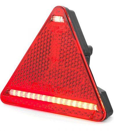 Secorüt LED Háromszög vontatóvilágítás – bal oldali