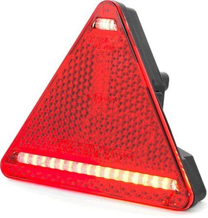 Secorüt LED Háromszög vontatóvilágítás – bal és jobb oldali