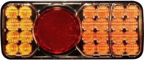 LED hátsóvilágítás utánfutók és vontatók részére - jobb oldali
