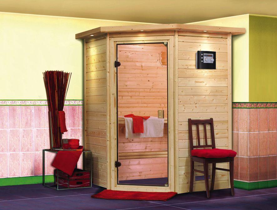 karibu plug play alicia szauna westbest. Black Bedroom Furniture Sets. Home Design Ideas