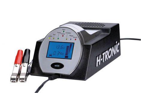 H-TRONIC multifunkcionális akkumulátortöltő 3 in 1/HTDC 5000.