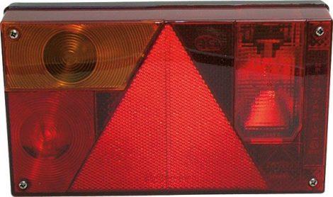 Zárófény lámpabúra – Multipoint 1 – jobb oldali, ködfény nélkül