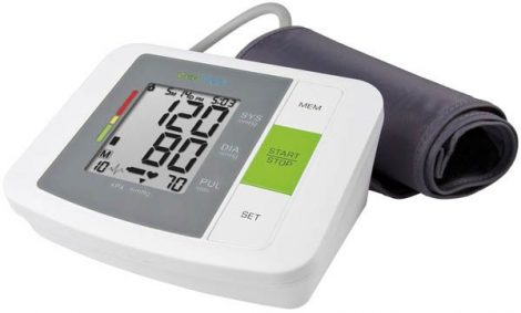 Vérnyomásmérő felkarra