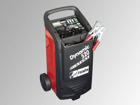 Akkumulátortöltő DYNAMIC 520ST, 12/24V-os akkuhoz.