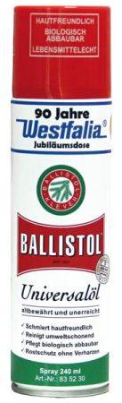 Ballistol univerzális ápolóolaj, 240 ml