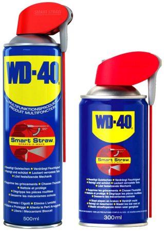 WD-40 univerzális spray, SMART STRAW, 500 ml.