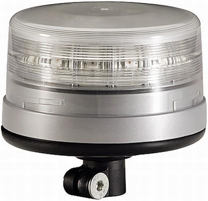 HELLA LED kör villogófény, 12 V/24 V, sárga LED-del.