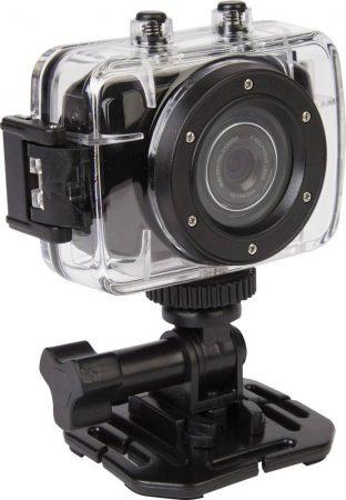 ROLLI YOUNG STAR 720p-HD akciókamera hozzá tartozékok.