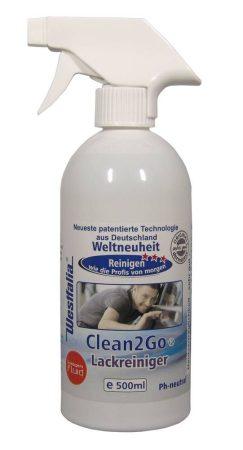 Clean2Go autótisztító/ Car Clean 500 ml.